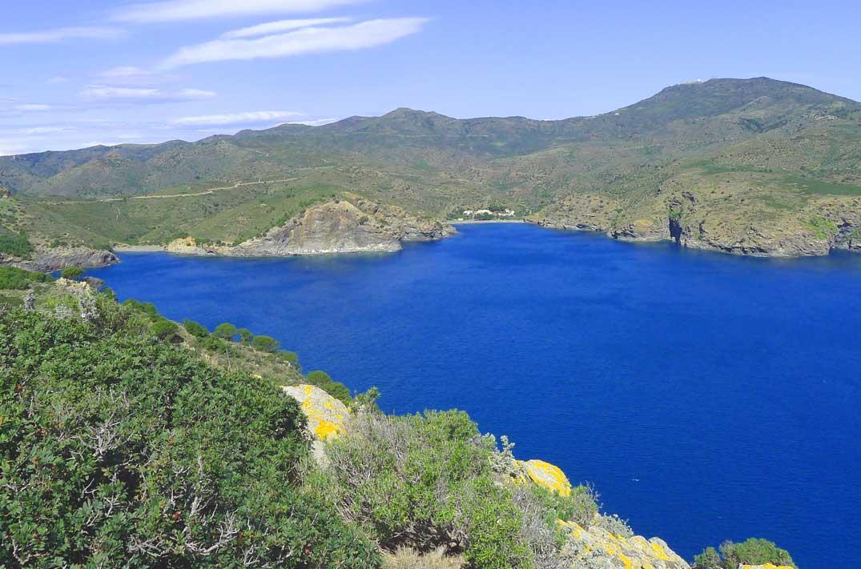 Zona paradisica en el Alt Empordà