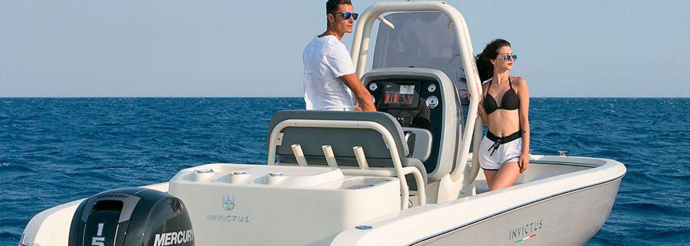 Invictus Yacht 200 HX(3)