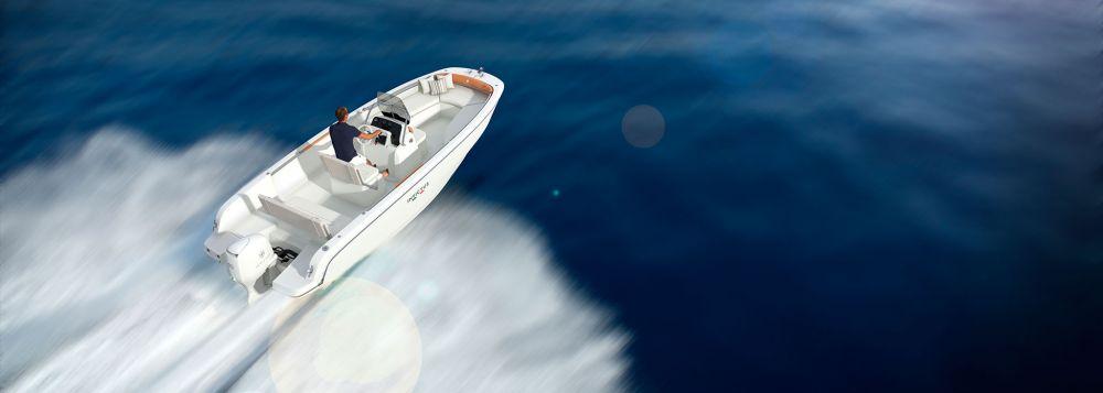 Invictus Yacht 190 FX-4