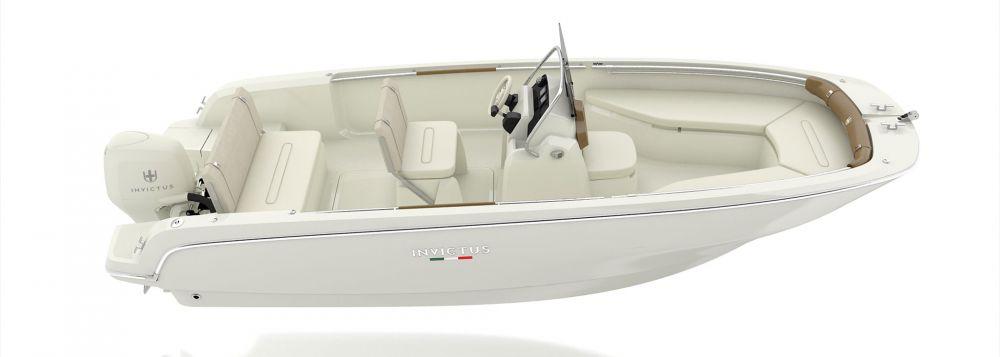 Invictus Yacht 190 FX-8