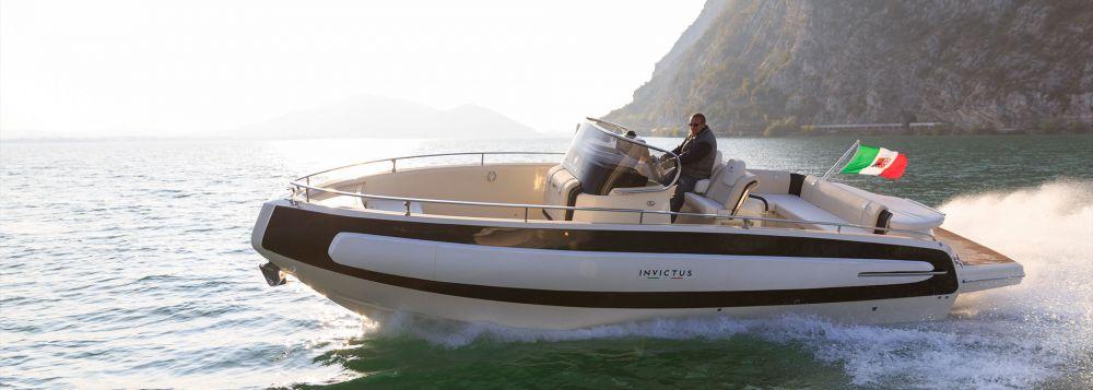 Invictus Yacht 280 TT-12
