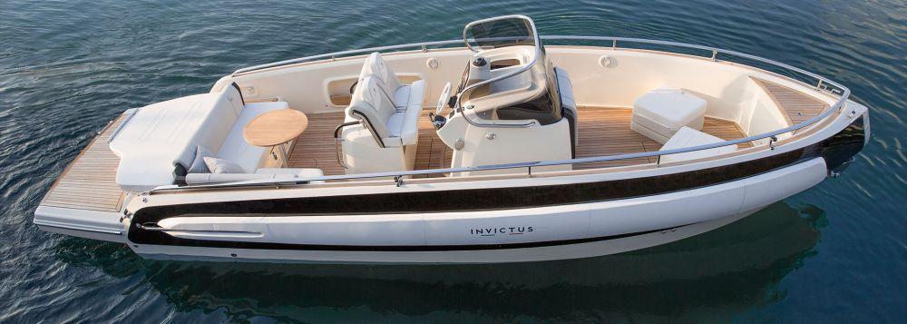 Invictus Yacht 280 TT-4