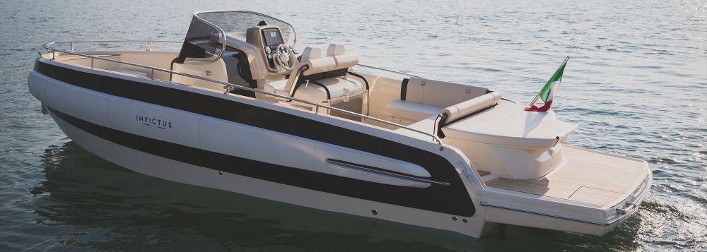 Invictus Yacht 280 TT-3