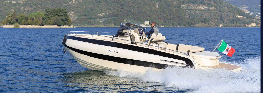 Invictus Yacht 280 TT-13