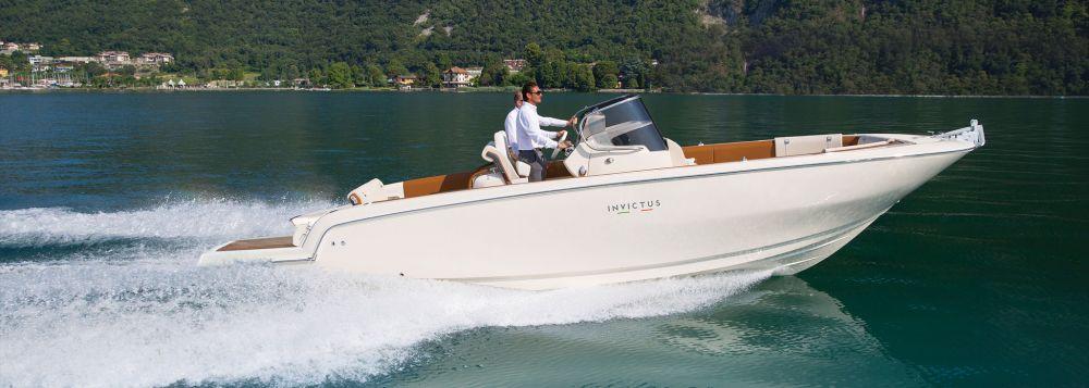 Invictus Yacht 280 SX-2