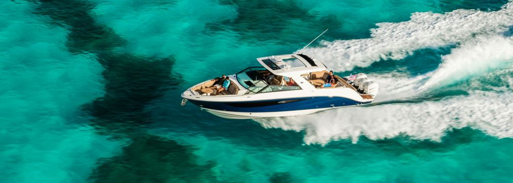Sea Ray SLX 400 OB 3