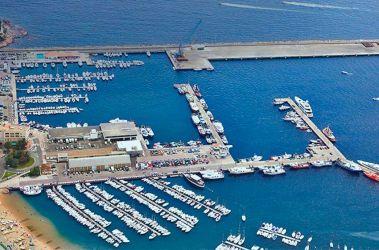 Puertos deportivos Girona