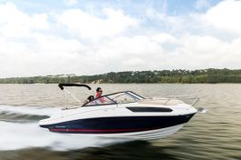 Bayliner -VR6 Cuddy - 2
