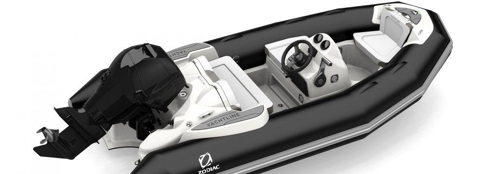 Zodiac Yachtline 360-2