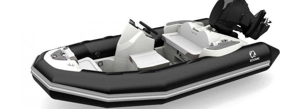Zodiac Yachtline 360-4