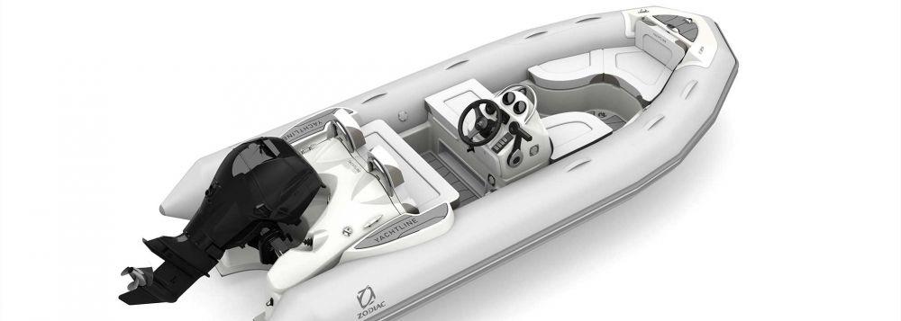 Zodiac Yachtline Deluxe 440-2