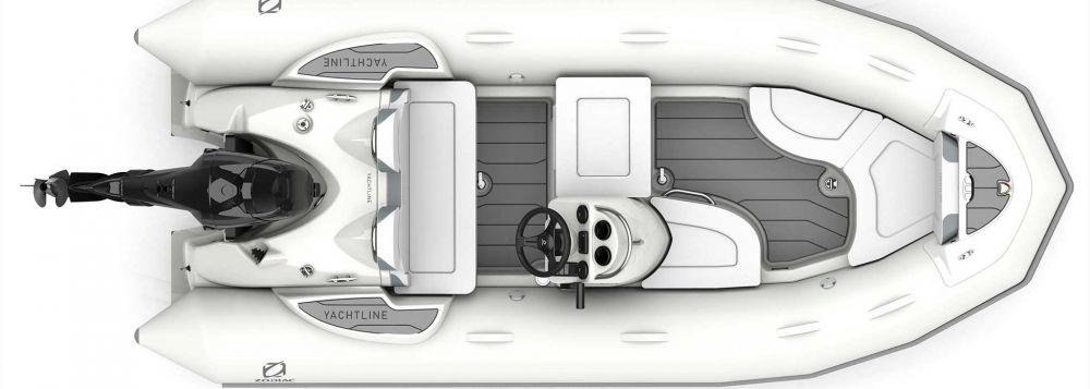 Zodiac Yachtline Deluxe 440-5
