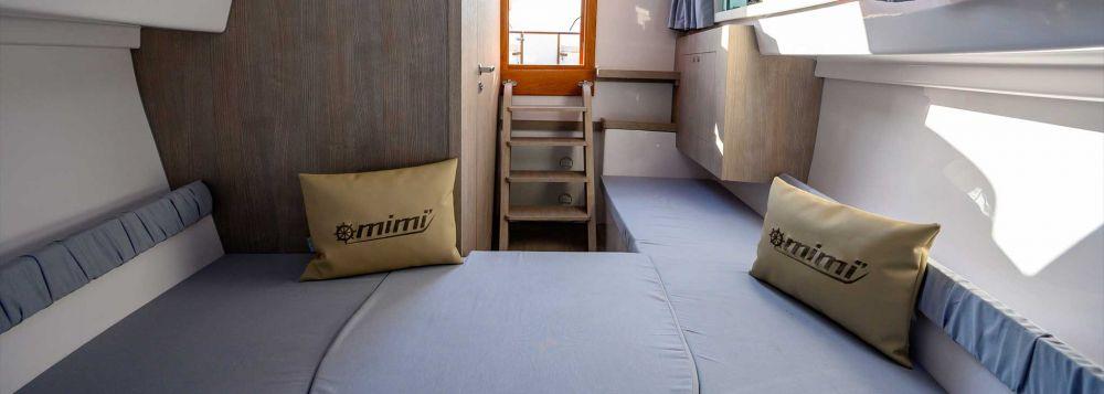Cantieri MImi Libeccio 8.5 Cabin-23