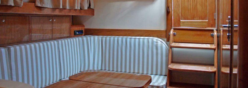 Canbieri Mimi Libeccio 9.5 Cabin-3