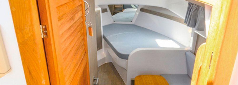 Cantieri Mimi Libeccio 9 Cabin-15