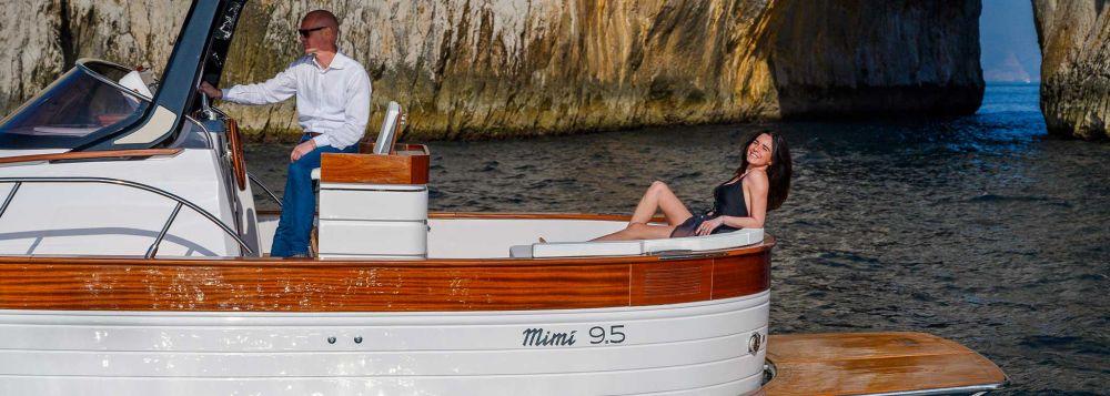 Cantieri Mimi Libeccio 9.5 WA