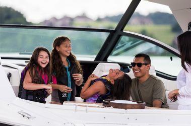 Consejos para navegar con niños