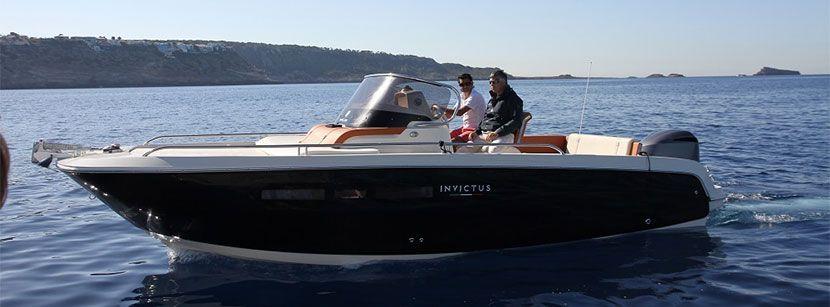 Invictus Yacht 240 CX-3